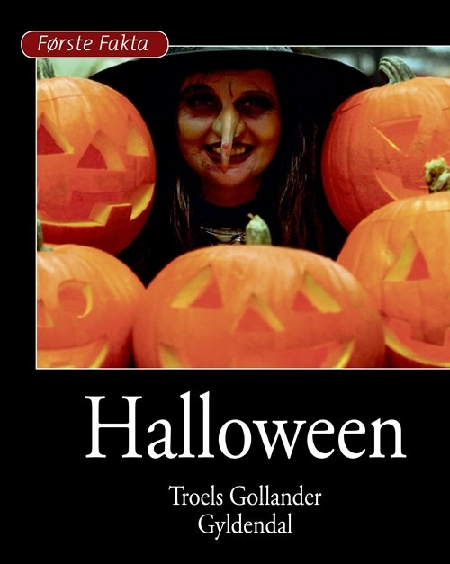 Image of   Halloween - Troels Gollander - Bog