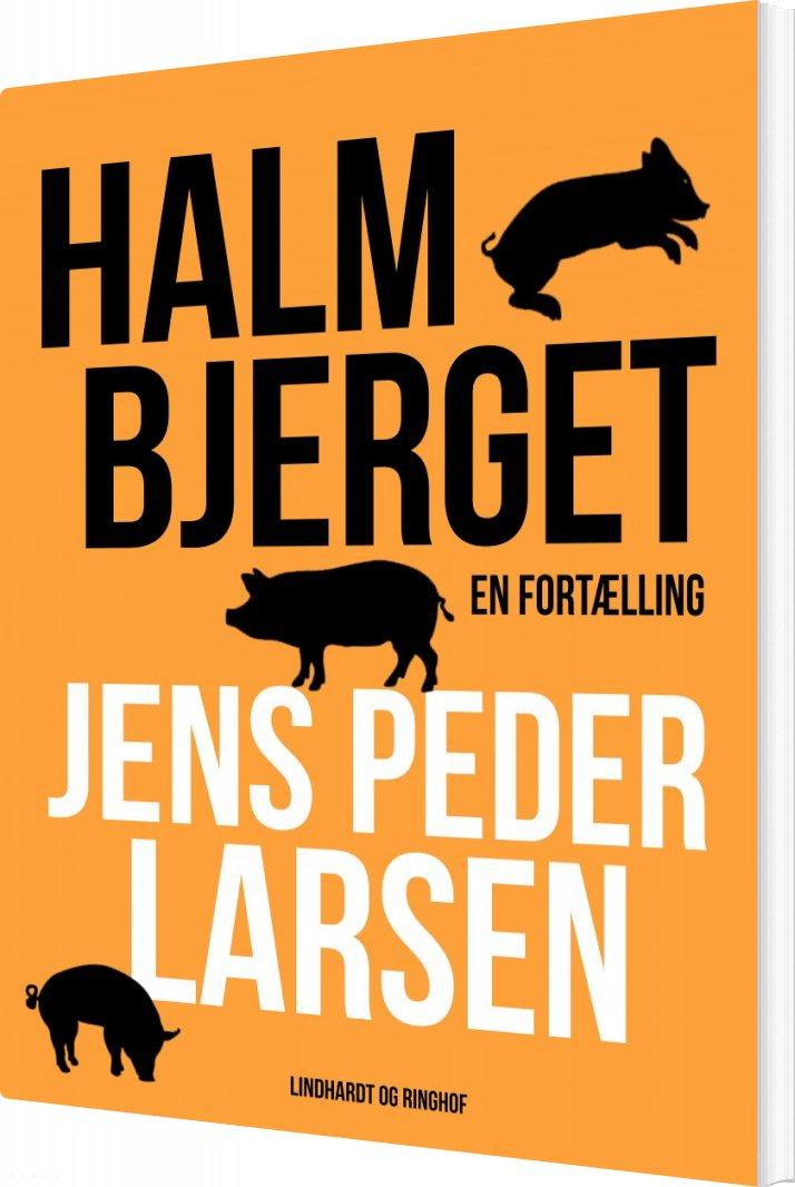 Image of   Halmbjerget: En Fortælling - Jens Peder Larsen - Bog