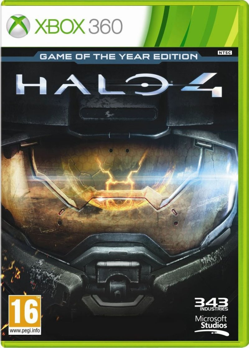 Halo 4 - Game Of The Year (german Version) - Xbox 360