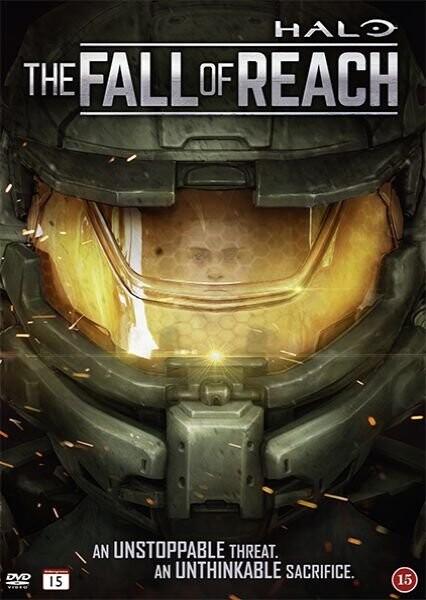 Billede af Halo - Fall Of Reach - DVD - Film