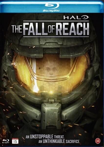 Billede af Halo - Fall Of Reach - Blu-Ray