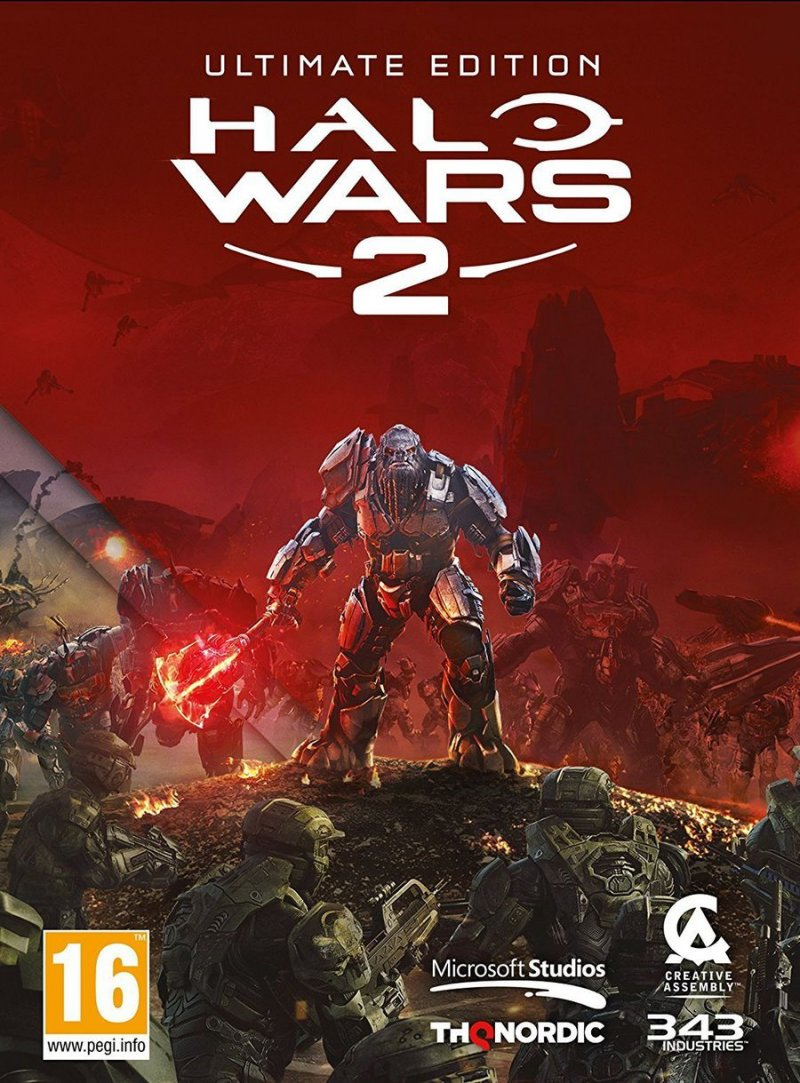 Halo Wars 2 - Ultimate Edition (play Anywhere) - Xbox One