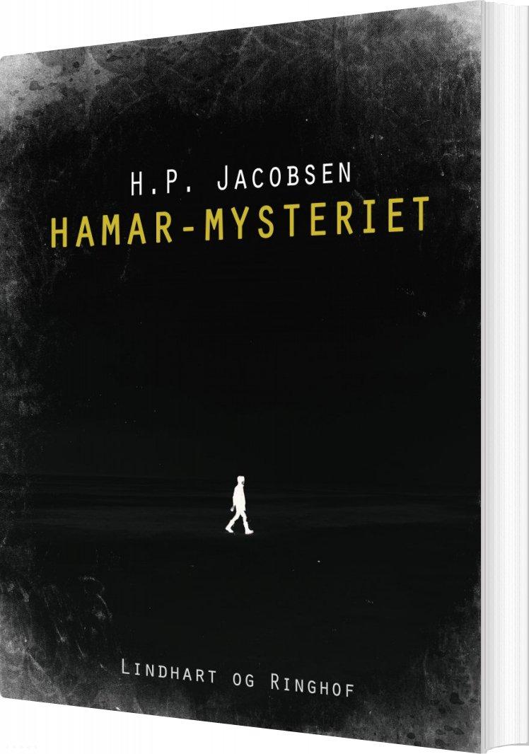 Hamar-mysteriet - H.p. Jacobsen - Bog