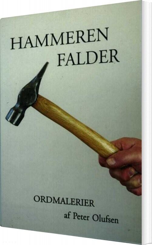Image of   Hammeren Falder - Peter Olufsen - Bog