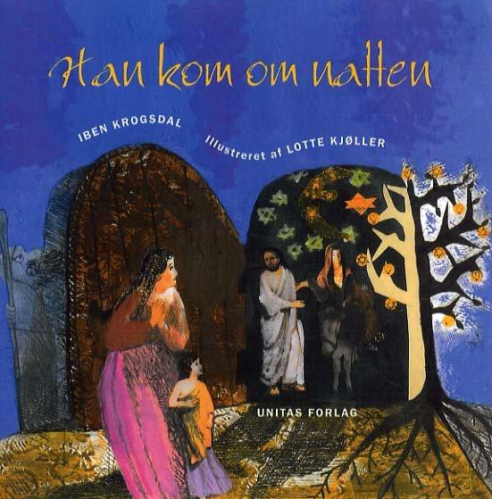 Han Kom Om Natten - Iben Krogsdal - Bog