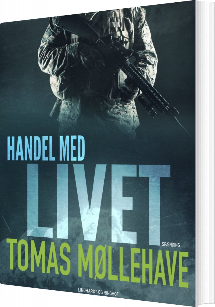 Image of   Handel Med Livet - Tomas Møllehave - Bog