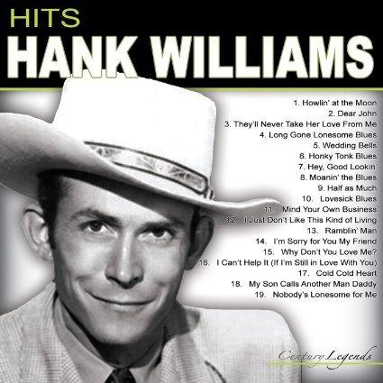 Image of   Williams Hank - Hank Williams Hits - CD