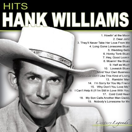 Image of   Williams Hank - Hank Williams Hits - CD