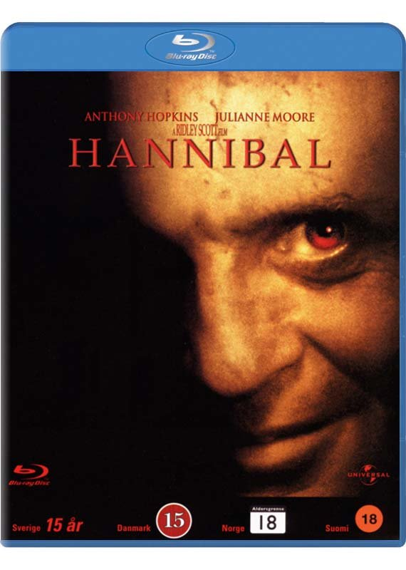 Image of   Hannibal - Blu-Ray