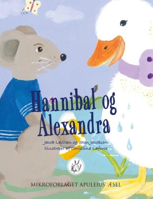Image of   Hannibal Og Alexandra - Sten Jacobsen - Bog