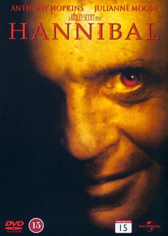 Image of   Hannibal - DVD - Film