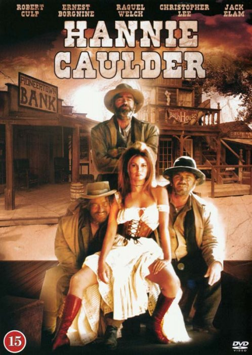 Hannie Caulder - DVD - Film