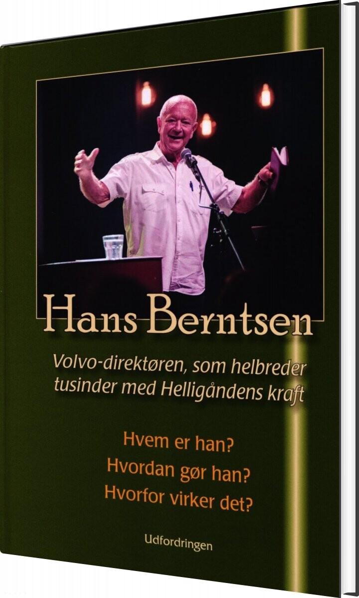 Image of   Hans Berntsen - Henri Nissen - Bog