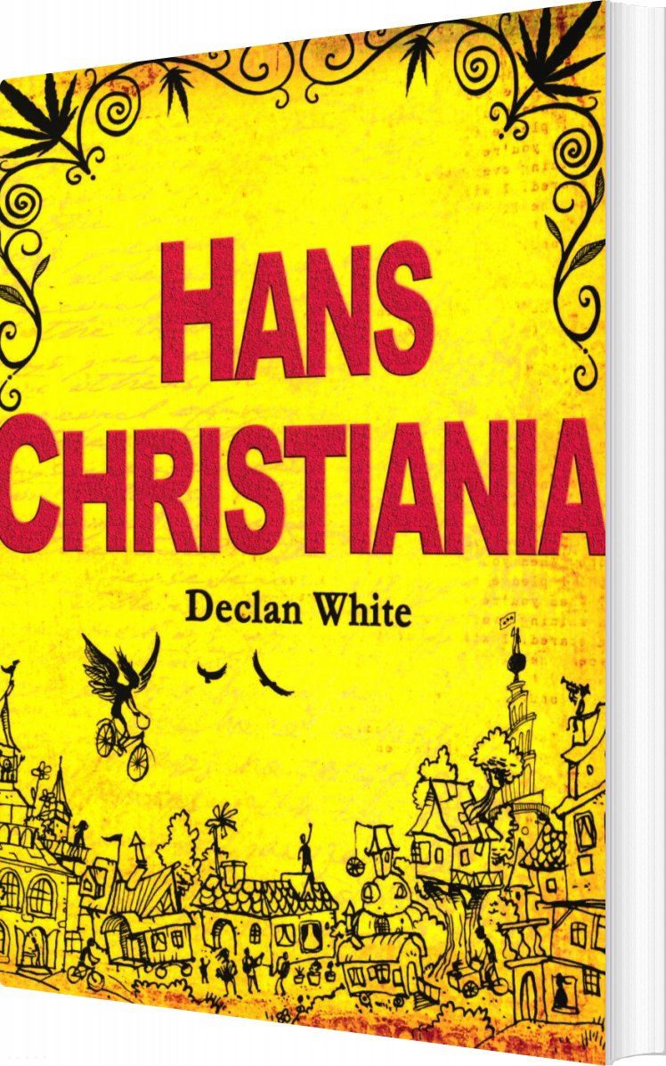 Hans Christiania - Declan White - Bog