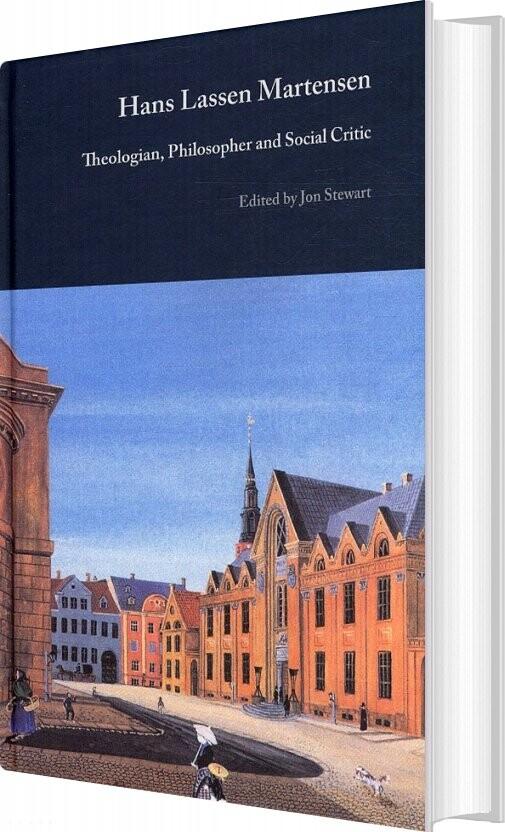 Image of   Hans Lassen Martensen - Jon Stewart - Bog