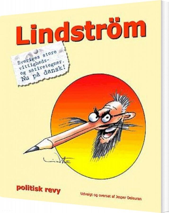 Image of   Hans Lindström - Hans Lindström - Bog
