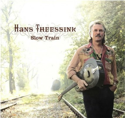 Image of   Hans Theessink - Slow Train - CD