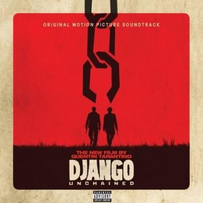 Image of   Django Unchained - Soundtrack - CD