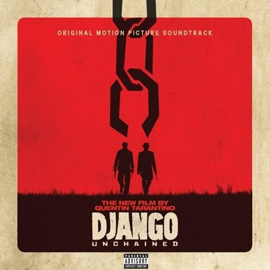 Image of   Django Unchained - Soundtrack - CD