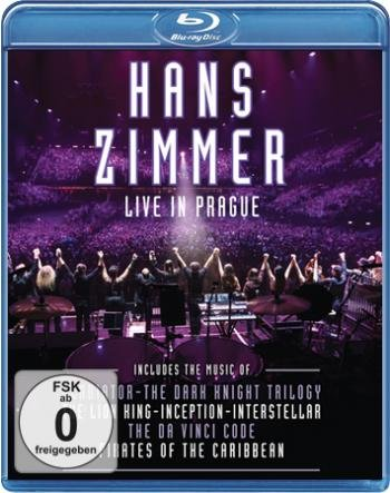 Image of   Hans Zimmer - Live In Prague - Blu-Ray