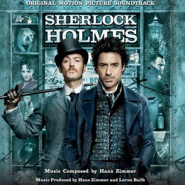 Image of   Hans Zimmer - Sherlock Holmes [soundtrack] - CD