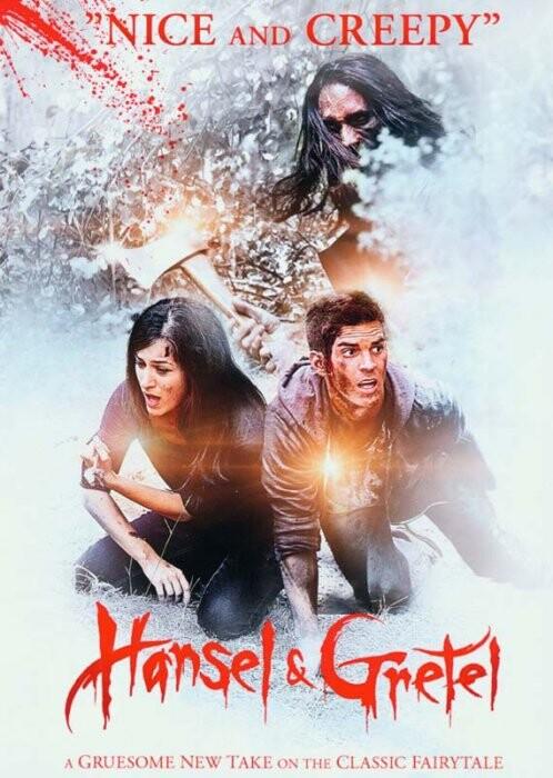 Image of   Hansel And Gretel - DVD - Film