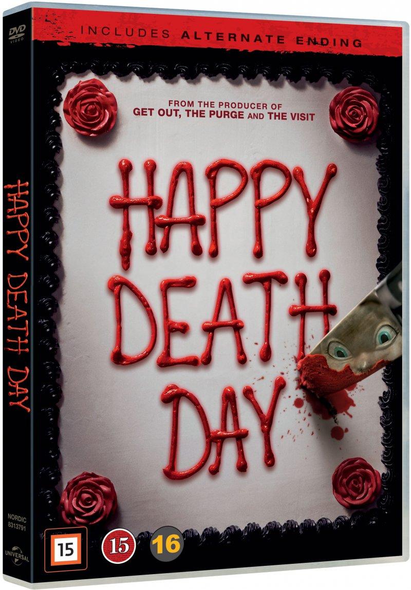 Billede af Happy Death Day - DVD - Film