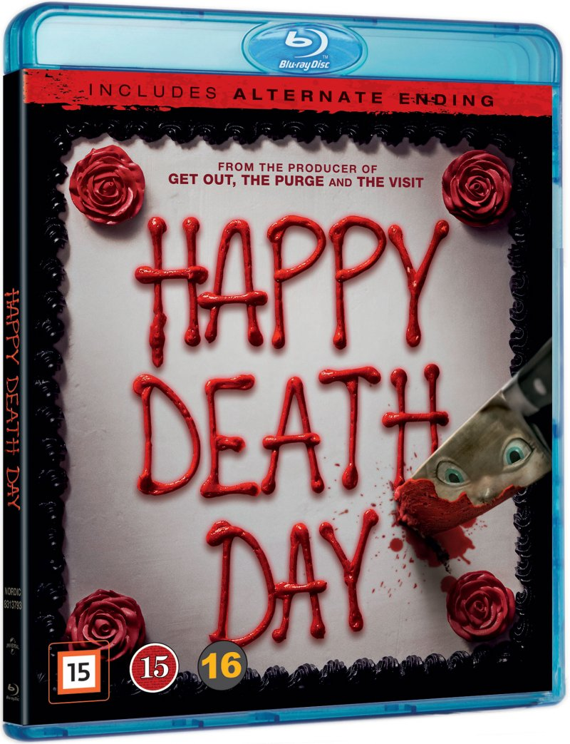 Image of   Happy Death Day - Blu-Ray