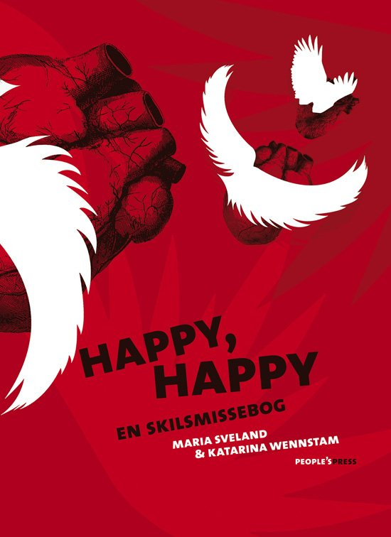 Billede af Happy Happy - En Skilsmissebog - Maria Sveland - Bog