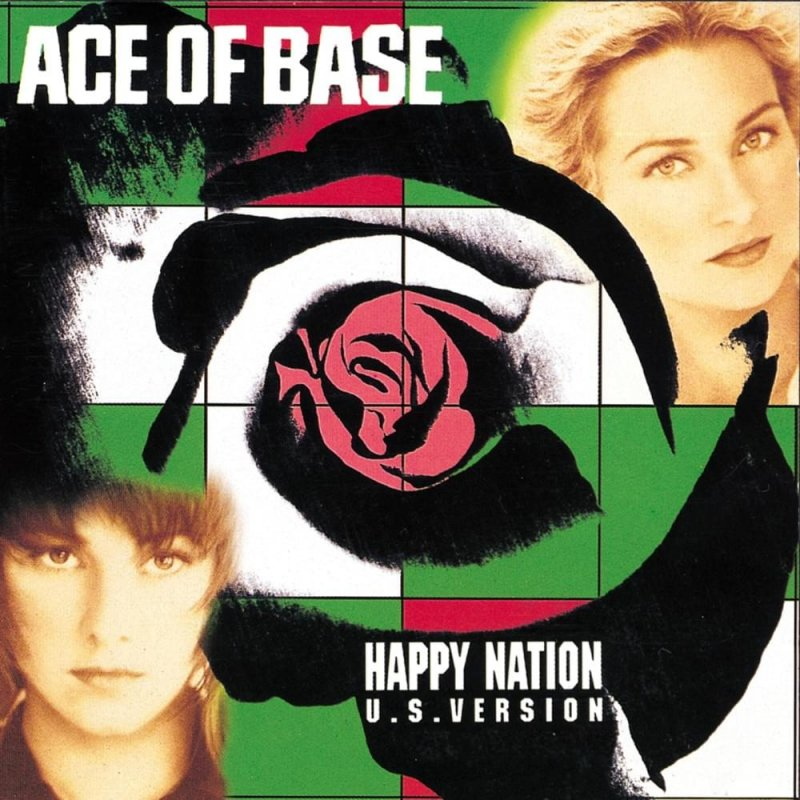 Image of   Ace Of Base - Happy Nation - Us Version - CD