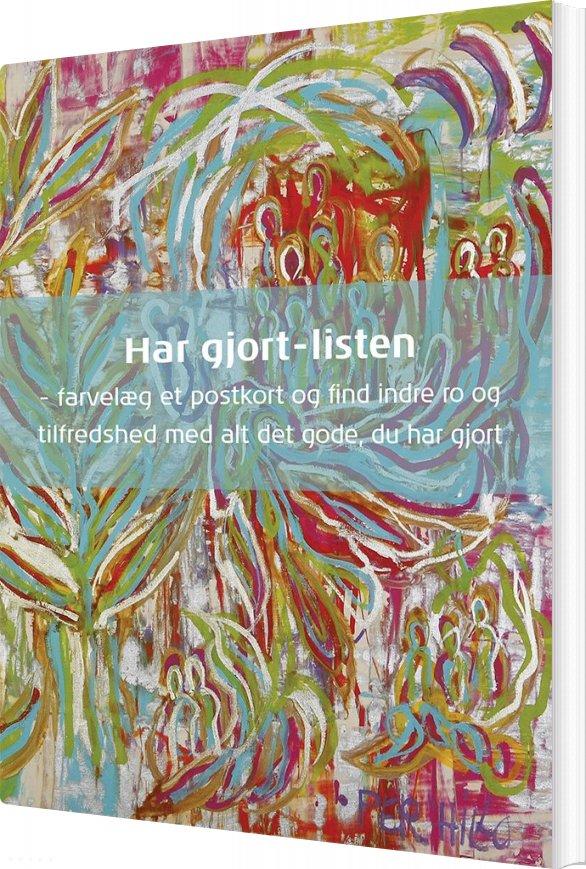 Image of   Har Gjort-listen - Jesper Bay-hansen - Bog
