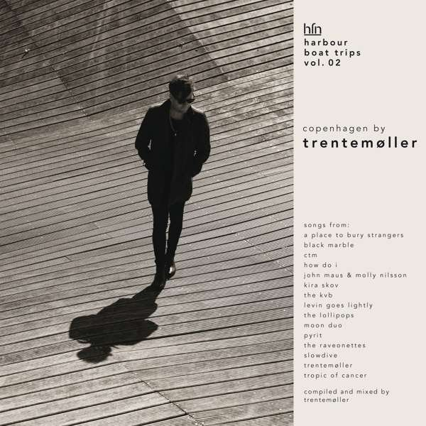 Image of   Trentemøller - Harbour Boat Trips Vol. 02 Copenhagen - CD
