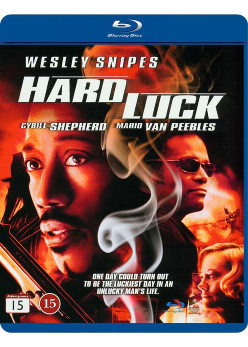 Image of   Hard Luck - Blu-Ray