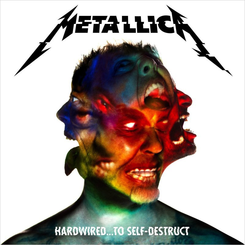Metallica - Hardwired To Self-destruct - Limited Colored Edition - Vinyl / LP