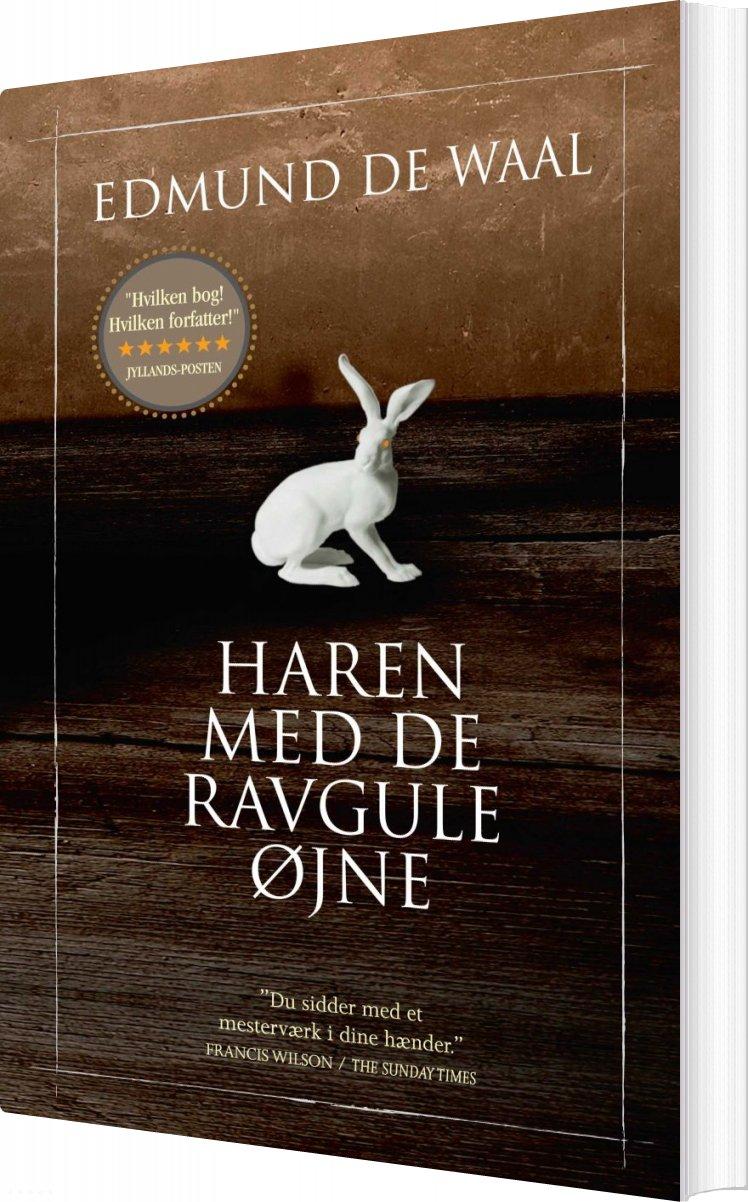 Image of   Haren Med De Ravgule øjne - Edmund De Waal - Bog