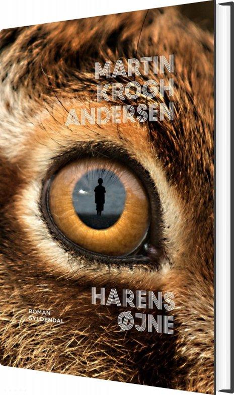 Image of   Harens øjne - Martin Krogh Andersen - Bog