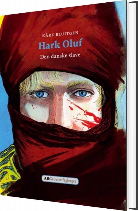Image of   Hark Oluf - Kåre Bluitgen - Bog