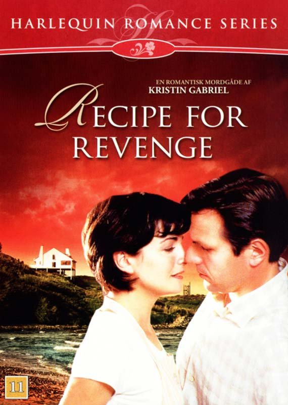 Image of   Recipe For Revenge - Harlequin - DVD - Film