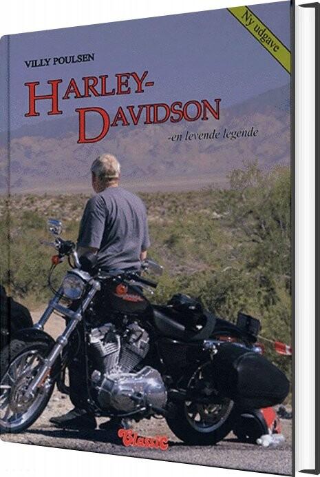 Image of   Harley-davidson - Villy Poulsen - Bog