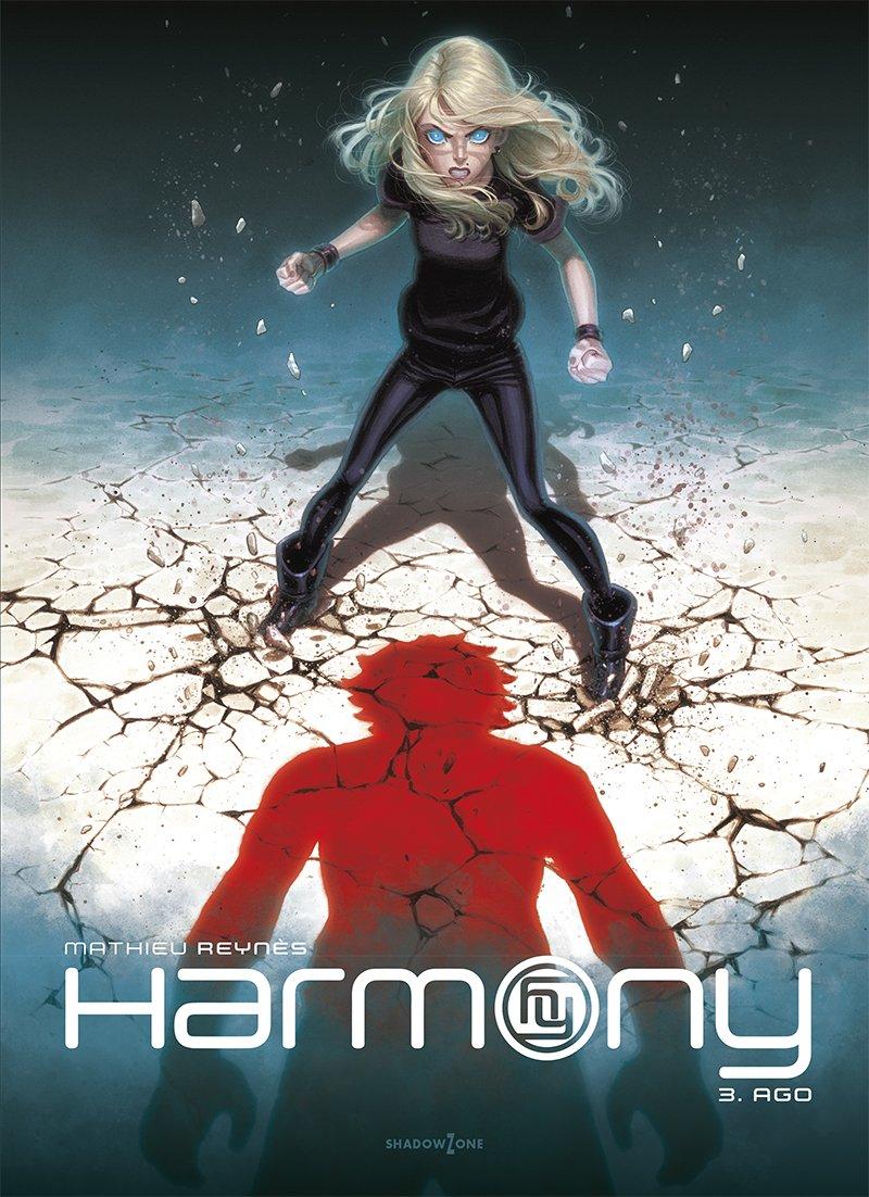 Billede af Harmony 3 - Ago - Mathieu Reynès - Tegneserie