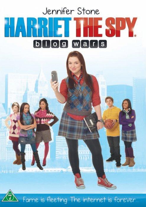 Billede af Harriet The Spy - DVD - Film