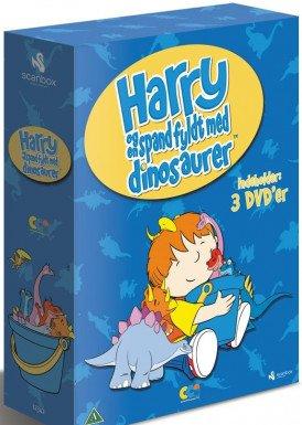 Billede af Harry Og En Spand Dinosaurer 1-3 - Box Set - DVD - Film