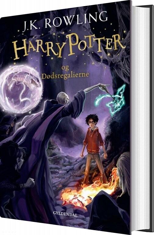 køb harry potter bog