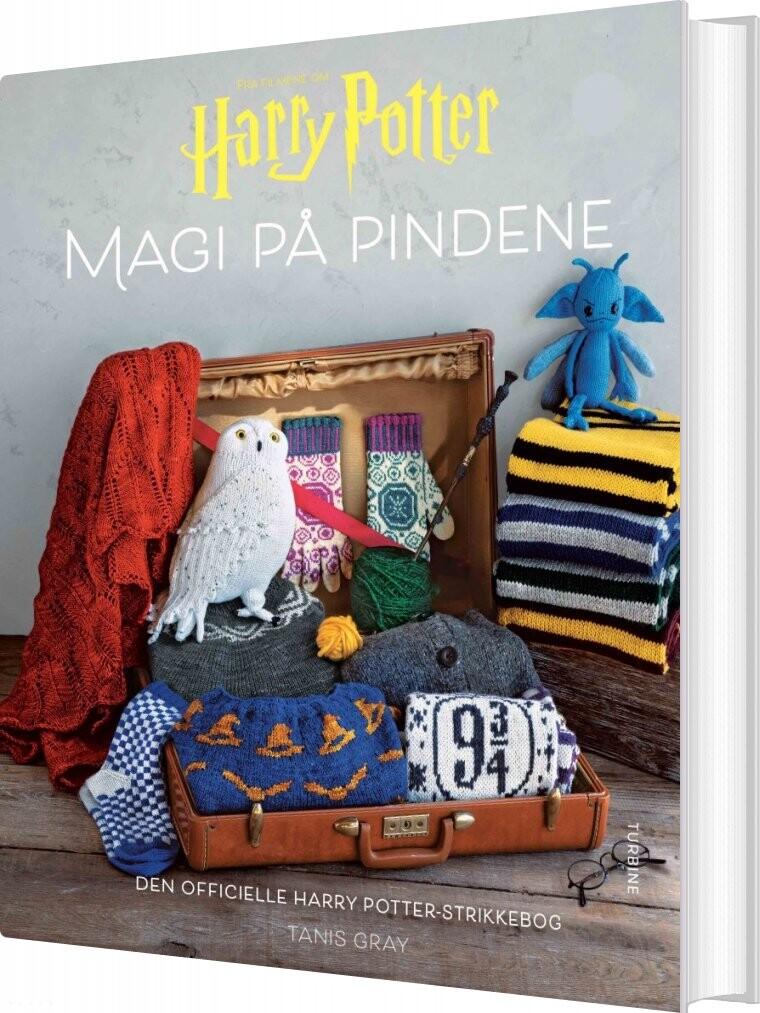 Harry Potter: Magi På Pindene - Tanis Gray - Bog