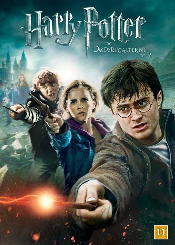 Folkekære Harry Potter 7 Og Dødsregalierne / And The Deathly Hallows - Part RZ-91