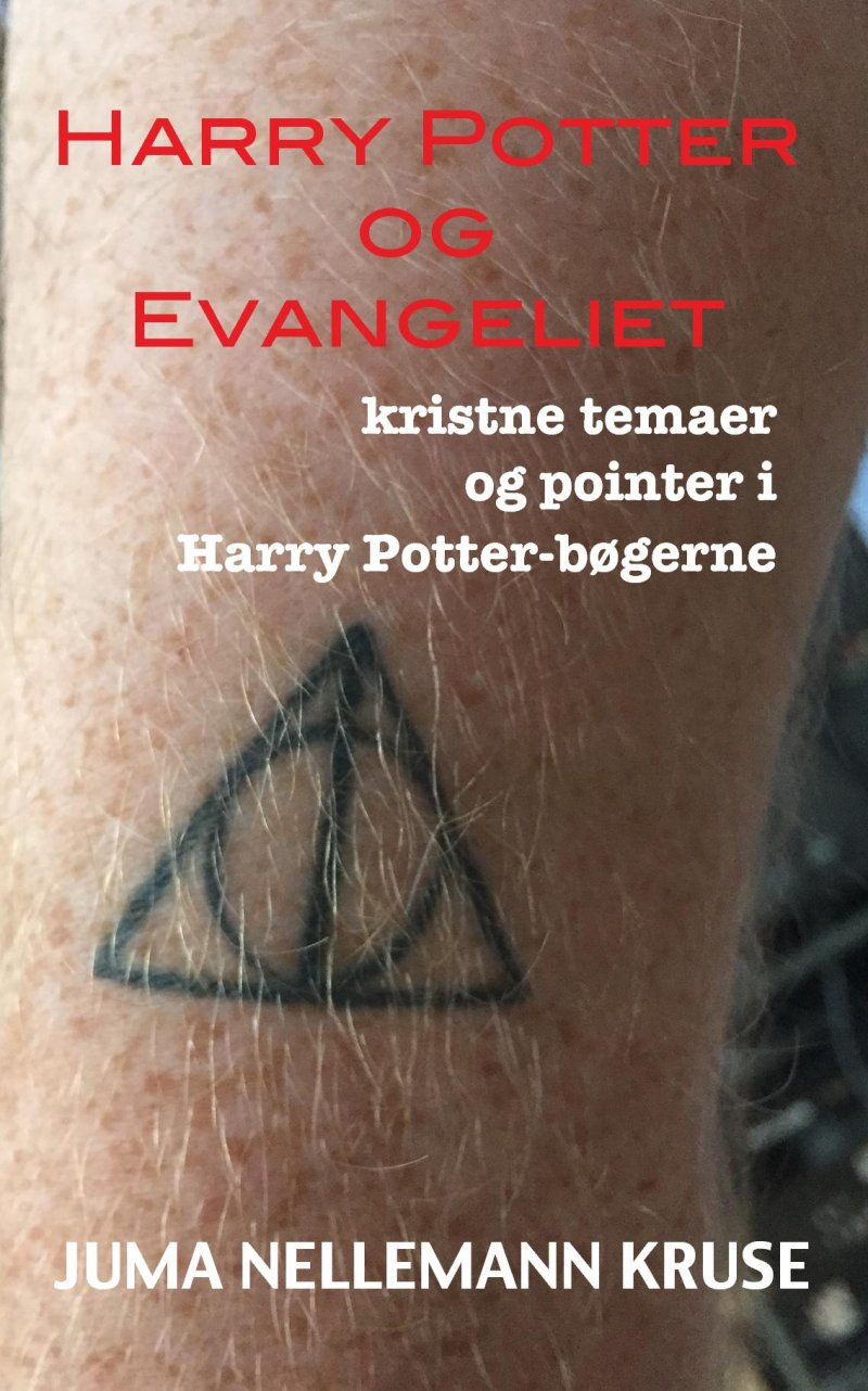 Image of   Harry Potter Og Evangeliet - Juma Nellemann Kruse - Bog