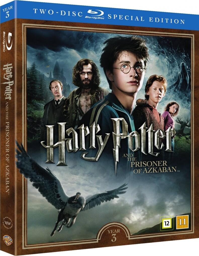 Image of   Harry Potter 3 - Og Fangen Fra Azkaban + Dokumentar - Blu-Ray