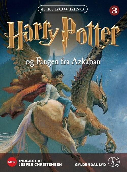 Harry Potter 3 - Harry Potter Og Fangen Fra Azkaban - J. K. Rowling - Cd Lydbog