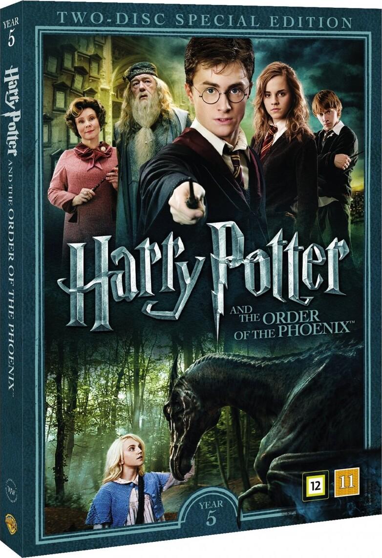 Tidssvarende Harry Potter Og Fønixordenen / Harry Potter And The Order Of The JE-38