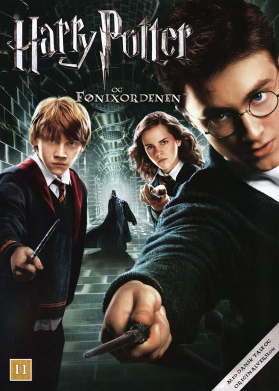 Billede af Harry Potter 5 Og Fønixordenen / And The Order Of The Phoenix - DVD - Film